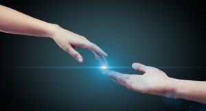 hands-reaching-towards-eachother-light